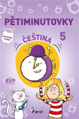 Pětiminutovky čeština 5. třída - Petr Šulc | Booksquad.ink