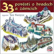 33 pověstí o hradech