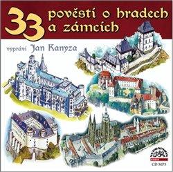Obálka titulu 33 pověstí o hradech