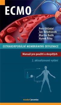 Obálka titulu ECMO – Extrakorporální membránová oxygenace, 2. aktualizované vydání