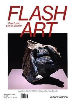 Obálka titulu Flash Art 53/2019