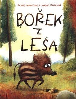 Obálka titulu Bořek z lesa