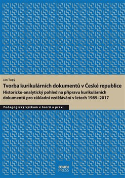 Obálka titulu Tvorba kurikulárních dokumentů v České republice