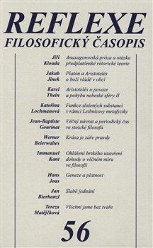 Obálka titulu Reflexe č.56