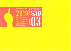 Obálka titulu Svět a divadlo 2019/3