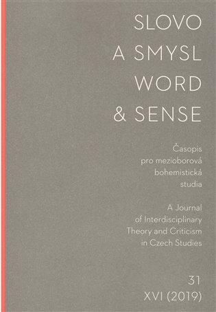 Slovo a smysl 31/ Word & Sense 31 - -   Replicamaglie.com