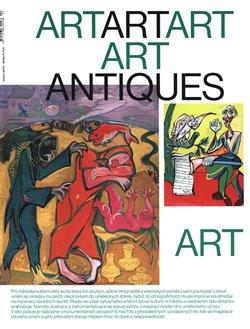 Obálka titulu Art & Antiques 4/2019