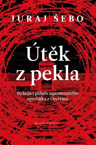 Útěk z pekla:Strhující příběh zapomenutého uprchlíka z Osvětimi - Juraj Šebo | Booksquad.ink