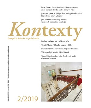 Kontexty 2/2019 - - | Booksquad.ink