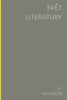 Obálka titulu Svět literatury 61/2020