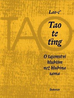 Obálka titulu Tao te ťing