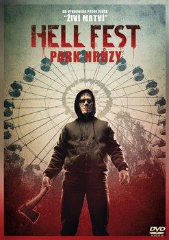 Obálka titulu Hell Fest: Park hrůzy