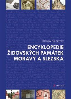 Obálka titulu Encyklopedie židovských památek Moravy a Slezska