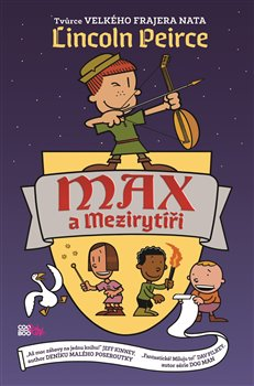 Obálka titulu Max a mezirytíři