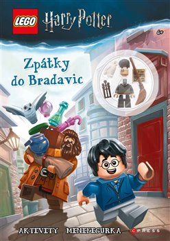 Obálka titulu Lego Harry Potter - Zpátky do Bradavic