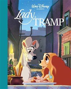 Obálka titulu Walt Disney Classics - Lady a Tramp