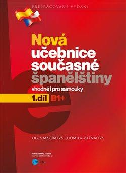 Obálka titulu Nová učebnice současné španělštiny, 1. díl