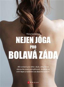Obálka titulu Nejen jóga pro bolavá záda