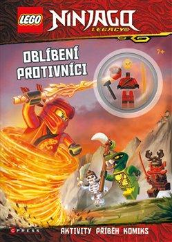 Obálka titulu Lego Ninjago Oblíbení protivníci