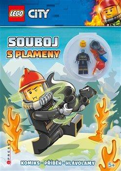 Obálka titulu Lego City Souboj s plameny