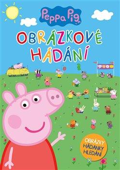 Obálka titulu Peppa Pig - Obrázkové hádání