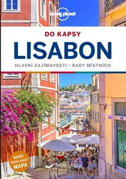 Obálka titulu Lisabon do kapsy - Lonely Planet