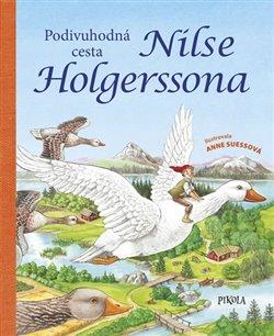 Obálka titulu Podivuhodná cesta Nilse Holgerssona