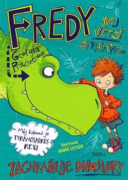Obálka titulu Fredy 5. Největší strašpytel zachraňuje dinosaury