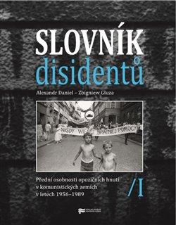 Obálka titulu Slovník disidentů