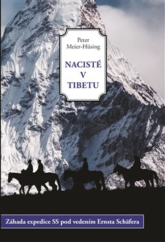 Obálka titulu Nacisté v Tibetu
