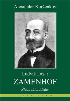 Obálka titulu Ludvík Lazar Zamenhof