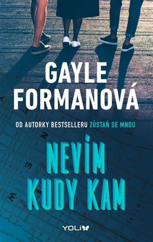 Nevím kudy kam - Gayle Formanová | Booksquad.ink