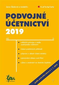 Obálka titulu Podvojné účetnictví 2019