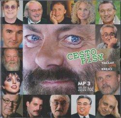 Obálka titulu Václav Upír Krejčí-Cestopisy