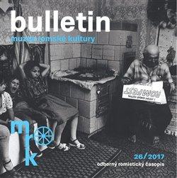 Obálka titulu Bulletin MRK 26/2017