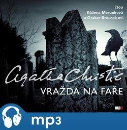 Vražda na faře - Agatha Christie