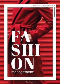 Obálka titulu Fashion management