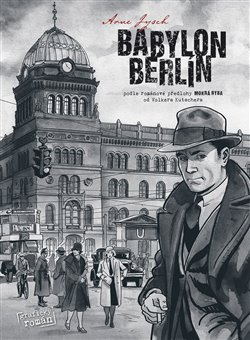Obálka titulu Babylon Berlín