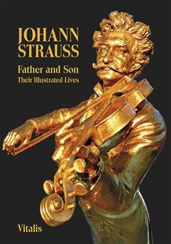 Obálka titulu Johann Strauss (anglická verze)