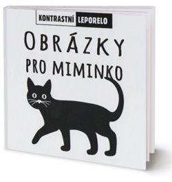 Obálka titulu Obrázky pro miminko - kontrastní leporelo