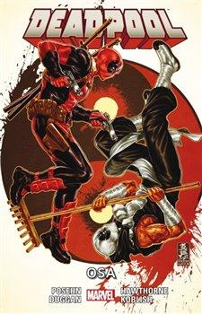 Obálka titulu Deadpool 7: Osa