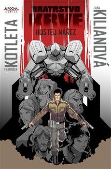 Obálka titulu Hustej nářez - komiks
