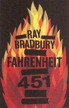 Obálka titulu Fahrenheit 451
