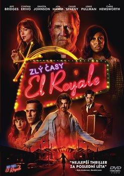Obálka titulu Zlý časy v El Royale