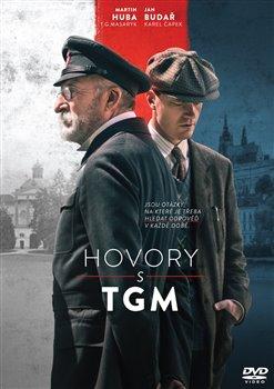 Obálka titulu Hovory s TGM