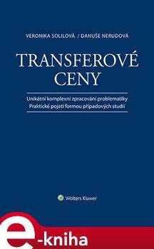 Obálka titulu Transferové ceny
