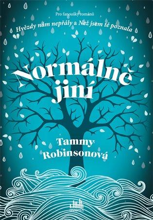 Normálně jiní - Tammy Robinsonová   Booksquad.ink