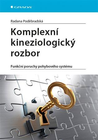 Komplexní kineziologický rozbor:Funkční poruchy pohybového systému - Radana Poděbradská   Booksquad.ink