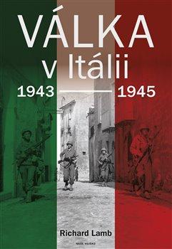 Obálka titulu Válka v Itálii 1943-1945