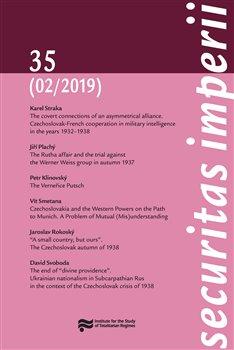 Obálka titulu Securitas Imperii 35 (2/2019)